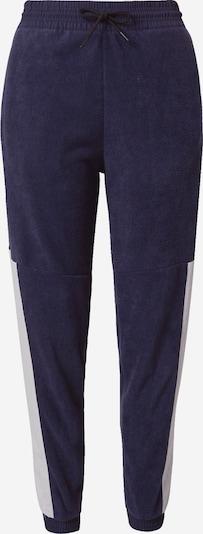 REEBOK Sportovní kalhoty - modrá / bílá, Produkt