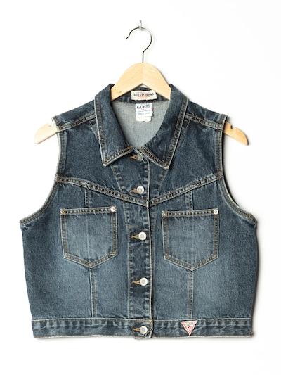 GUESS Jeansweste in L in blaumeliert, Produktansicht