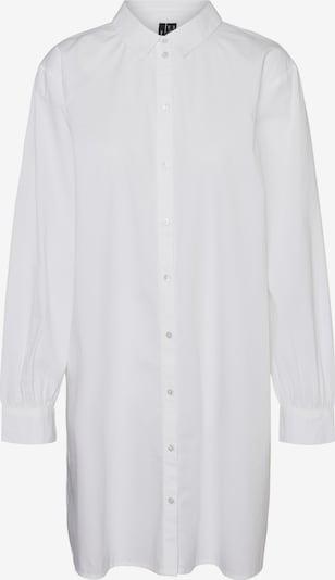 Vero Moda Curve Blousejurk 'Bente' in de kleur Wit, Productweergave