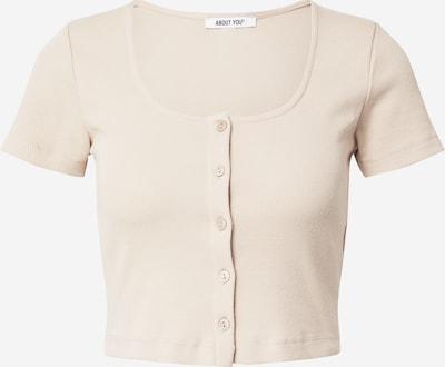 ABOUT YOU Shirts 'Samara' i creme, Produktvisning
