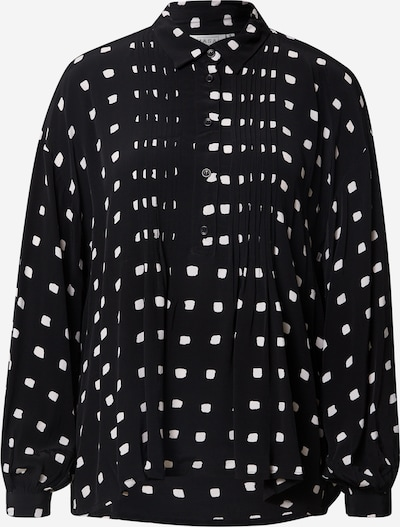 Masai Blouse 'Badisso' in black / white, Item view