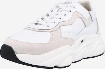 HUB Sneakers 'Rock' in White