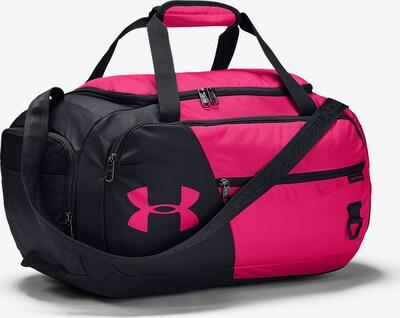 UNDER ARMOUR Sporttasche 'Undeniable' in pink / schwarz, Produktansicht