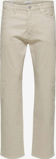SELECTED HOMME Jeans 'Luke' in beige, Produktansicht