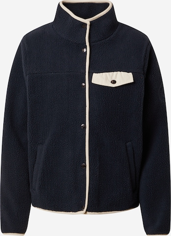 Superdry Fleece Jacket 'Expedition' in Blue