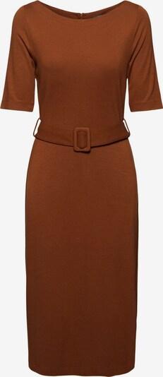 Esprit Collection Jurk in de kleur Roestbruin, Productweergave