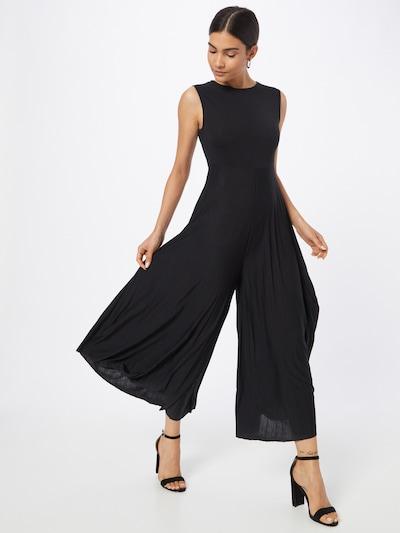 ABOUT YOU Overal 'Dotta' - černá, Model/ka