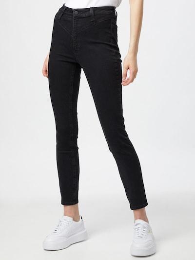 Calvin Klein Jeans Jeans in black denim, Modelansicht