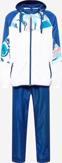 BIDI BADU Sports Suit 'Nilas' in Blue / Turquoise / Pink / White, Item view