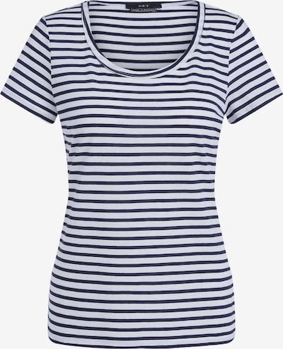 SET Shirt in nachtblau / weiß, Item view