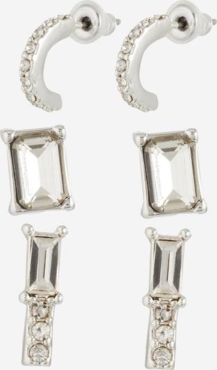 Lauren Ralph Lauren Conjunto de joyería en plata / transparente, Vista del producto