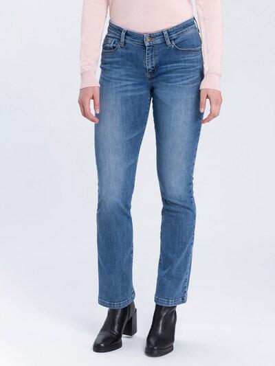 Cross Jeans Jeans ' Lauren ' in blau, Modelansicht