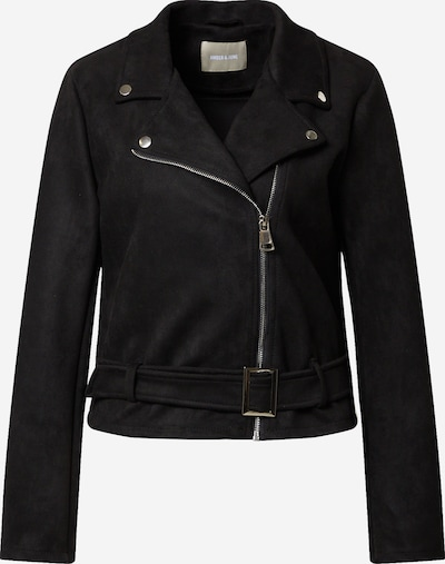Amber & June Between-season jacket in Black, Item view