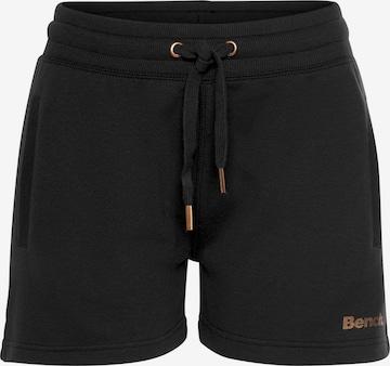 Pantalon de pyjama BENCH en noir