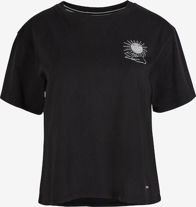 O'NEILL T-Shirt in schwarz / weiß, Produktansicht