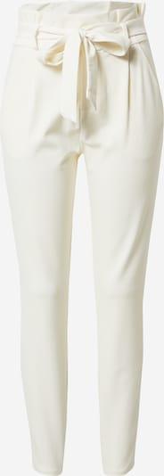 VERO MODA Bandplooibroek in de kleur Wit, Productweergave