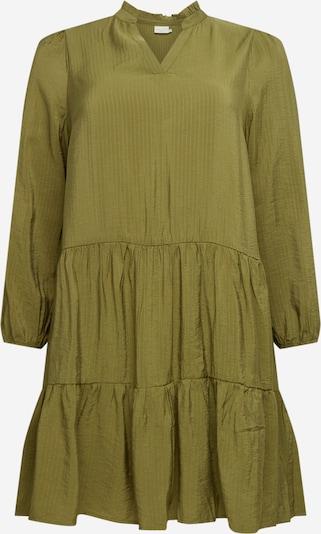 KAFFE CURVE Sukienka koszulowa 'Edmina' w kolorze oliwkowym, Podgląd produktu