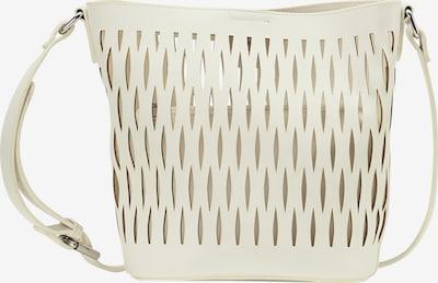 Geantă de umăr usha WHITE LABEL pe alb natural, Vizualizare produs