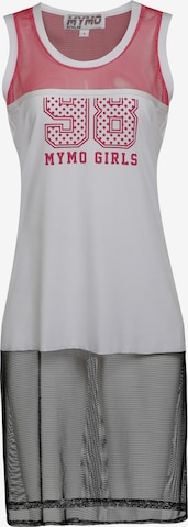 myMo ATHLSR Sports Top in White