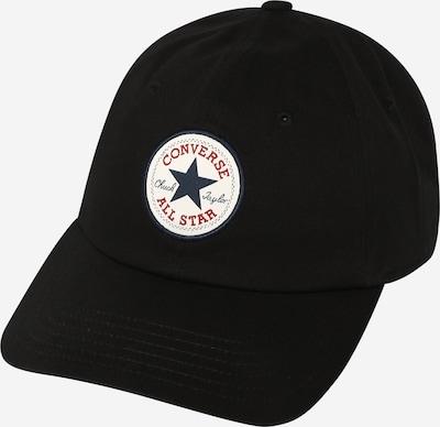 CONVERSE Čiapka 'Tipoff Chuck' - karmínovo červená / čierna / biela, Produkt