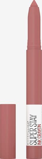 MAYBELLINE New York Lippenstift in rosa, Produktansicht