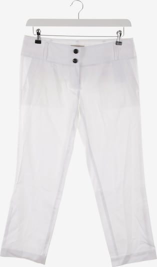 BURBERRY Hose in S in weiß, Produktansicht