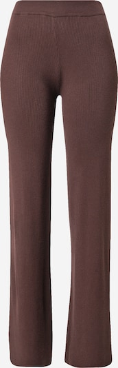 LeGer by Lena Gercke Trousers 'Fray' in dark brown, Item view