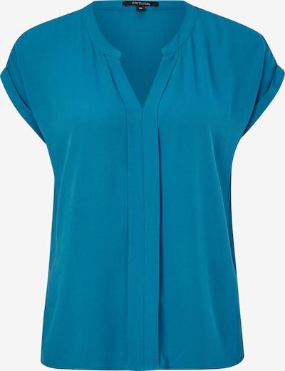 COMMA Bluse in blau, Produktansicht