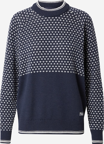 Bergans Athletic Sweater in Blue