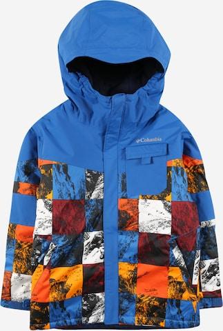 COLUMBIA Outdoor jacket 'MIGHTY MOGUL II' in Blue