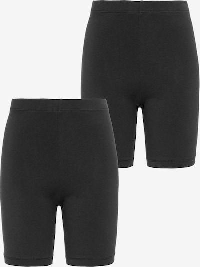 NAME IT Leggings 'Vivian' in schwarz, Produktansicht
