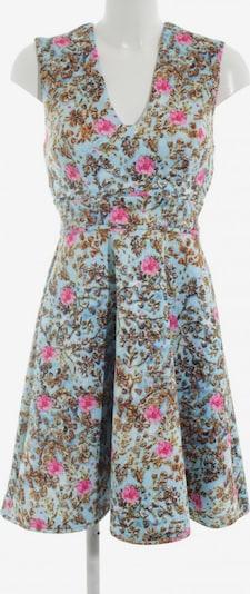 Cynthia Rowley Trägerkleid in L in blau / bronze / pink, Produktansicht