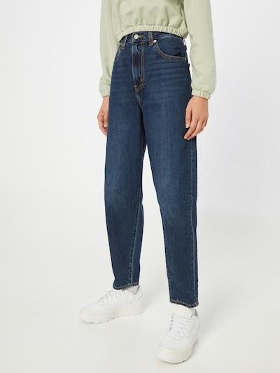 LEVI'S Jeans in blue denim, Modelansicht