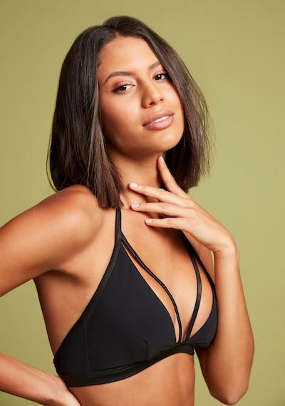 LASCANA Bikinitop in de kleur Zwart, Modelweergave
