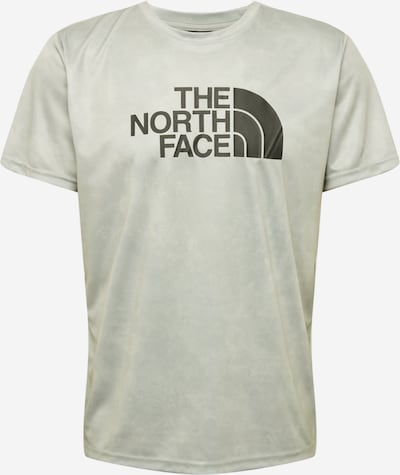 THE NORTH FACE Camiseta en verde pastel / negro, Vista del producto