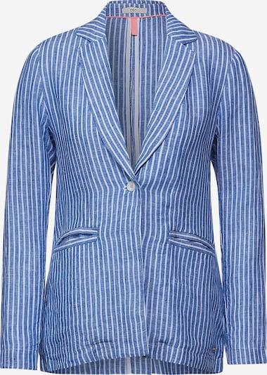 CECIL Blazer in blau / weiß, Produktansicht