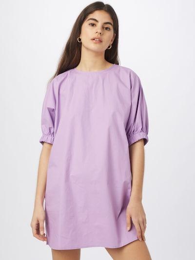 Daisy Street Robe d'été 'LUNA' en violet, Vue avec modèle