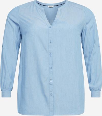 MY TRUE ME Blouse in de kleur Blauw, Productweergave