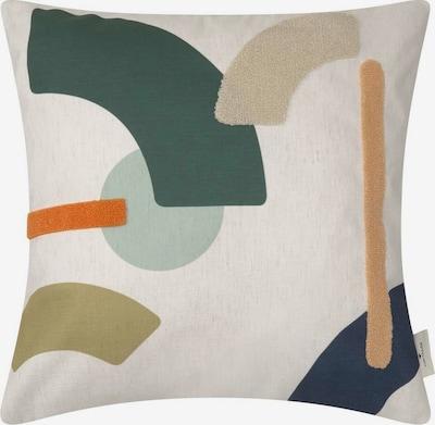 TOM TAILOR Coussins en beige / mélange de couleurs, Vue avec produit