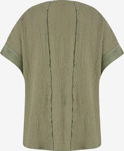 NÜ DENMARK Shirt in khaki, Produktansicht