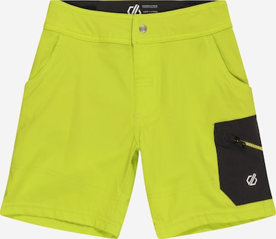 DARE2B Spodnie outdoor 'Reprise' w kolorze kiwi / czarny / białym, Podgląd produktu