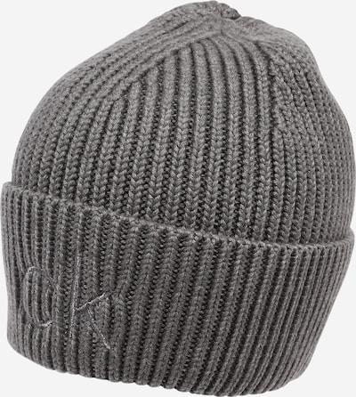 Calvin Klein Mütze in dunkelgrau, Produktansicht