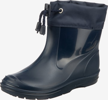 BECK Rubber Boots in Blue