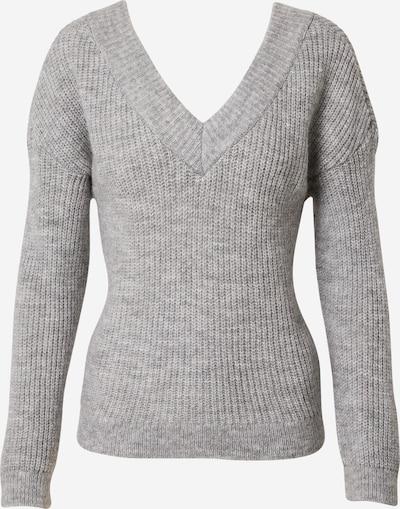 ONLY Pullover 'Jade' in grau, Produktansicht