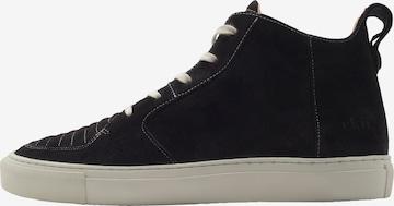 EKN Footwear Kõrged ketsid 'ARGAN', värv must