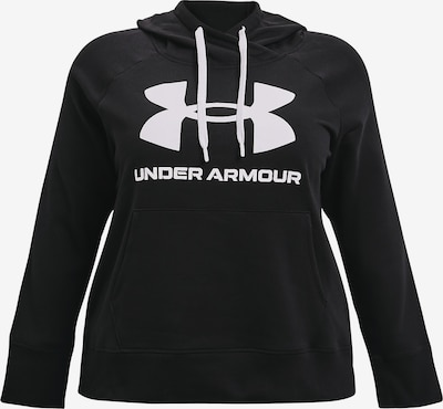 UNDER ARMOUR Hoodie in schwarz, Produktansicht