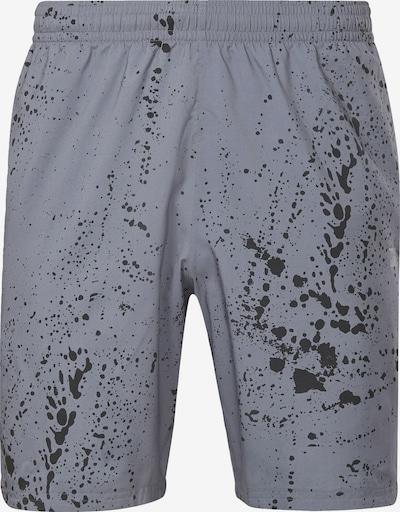 Reebok Sport Shorts 'Workout Ready' in grau / schwarz, Produktansicht