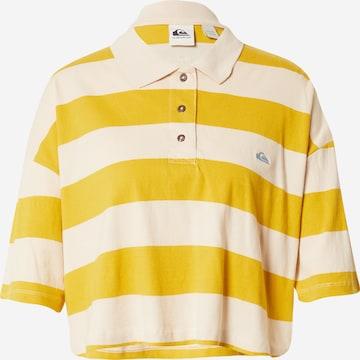 QUIKSILVER Shirt 'MODERN DAY' in Geel