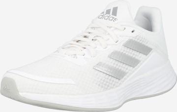 ADIDAS PERFORMANCE Jooksujalats 'Duramo', värv valge