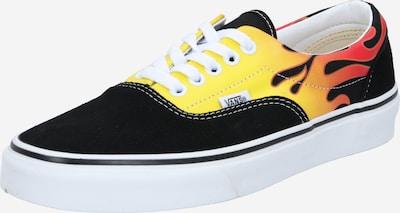 VANS Ниски сникърси 'Era' в жълто / червено / черно, Преглед на продукта
